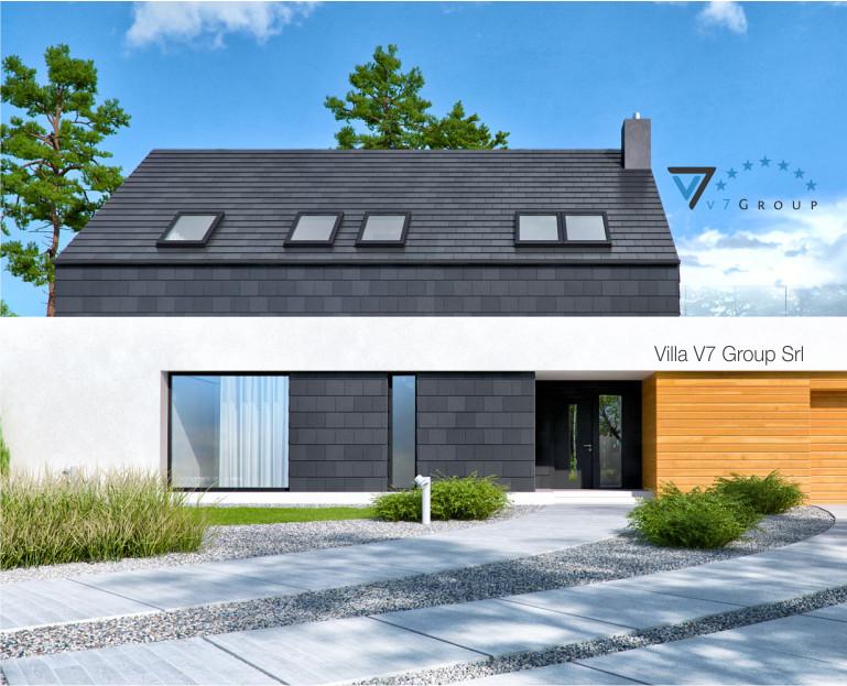 Immagine Villa V50 (progetto originale)  - baner piccolo