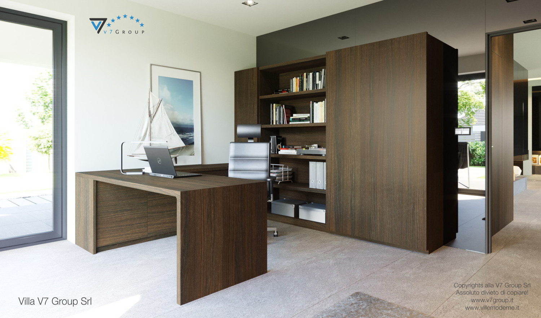 Immagine Villa V51 (progetto originale) - mobili in legno