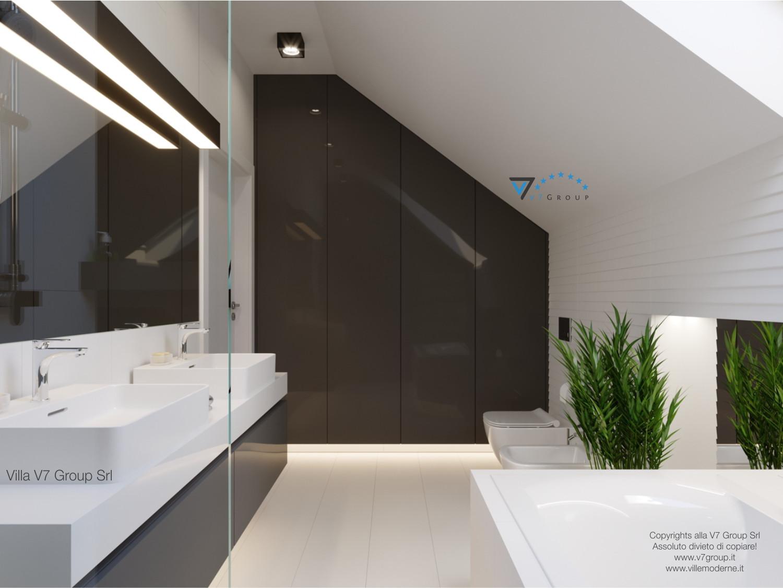 Immagine Villa V51 (progetto originale) - interno 17 - bagno
