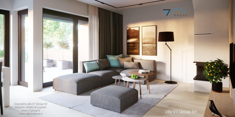 Immagine Villa V52 (B2) - interno 1 - soggiorno