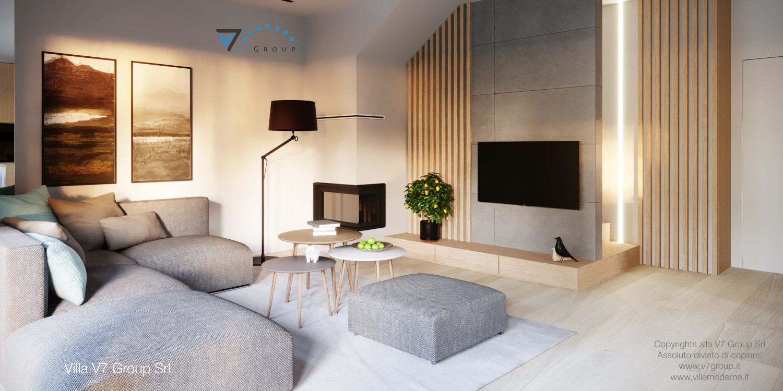 Immagine Villa V52 (B2) - interno 2 - soggiorno