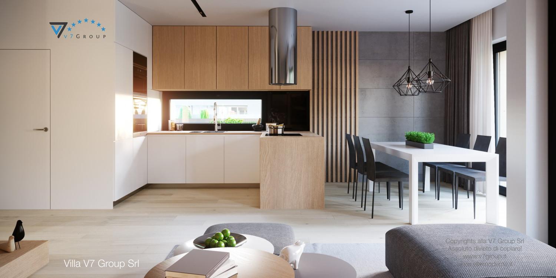 Immagine Villa V52 (B2) - interno 3 - cucina e sala da pranzo