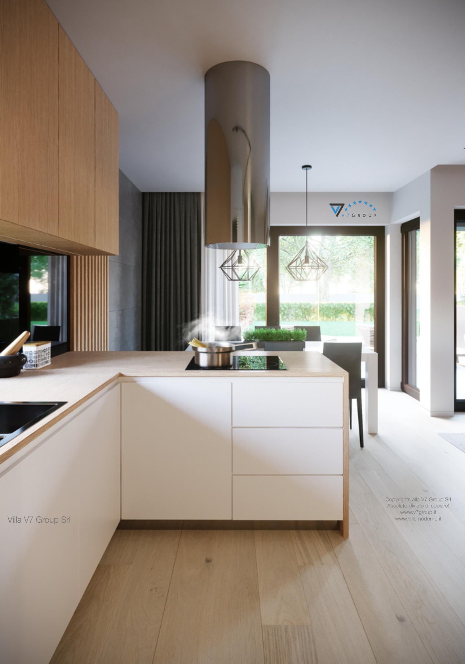 Immagine Villa V52 (B2) - interno 7 - cucina