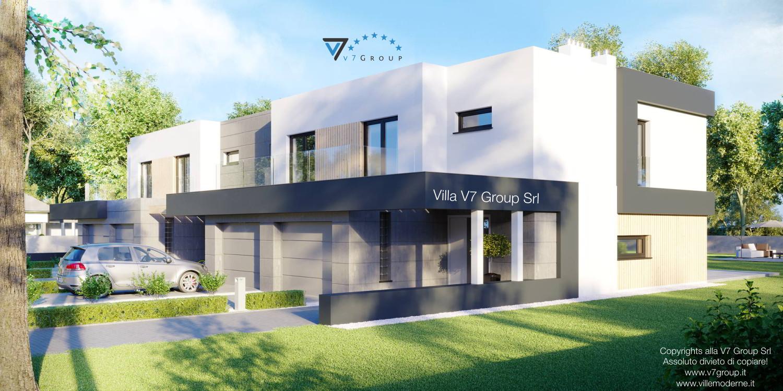 Immagine Villa V52 (B2) - vista laterale grande