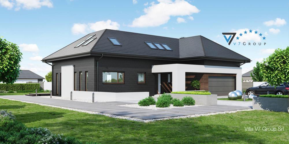 Immagine Villa V52 (D) - presentazione della Villa V53