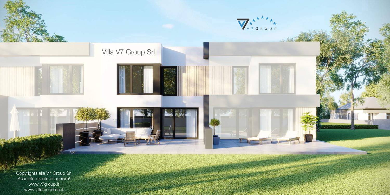 Immagine Villa V52 (S) - vista giardino grande