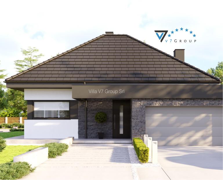 Immagine Villa V55 (progetto originale) - baner piccolo