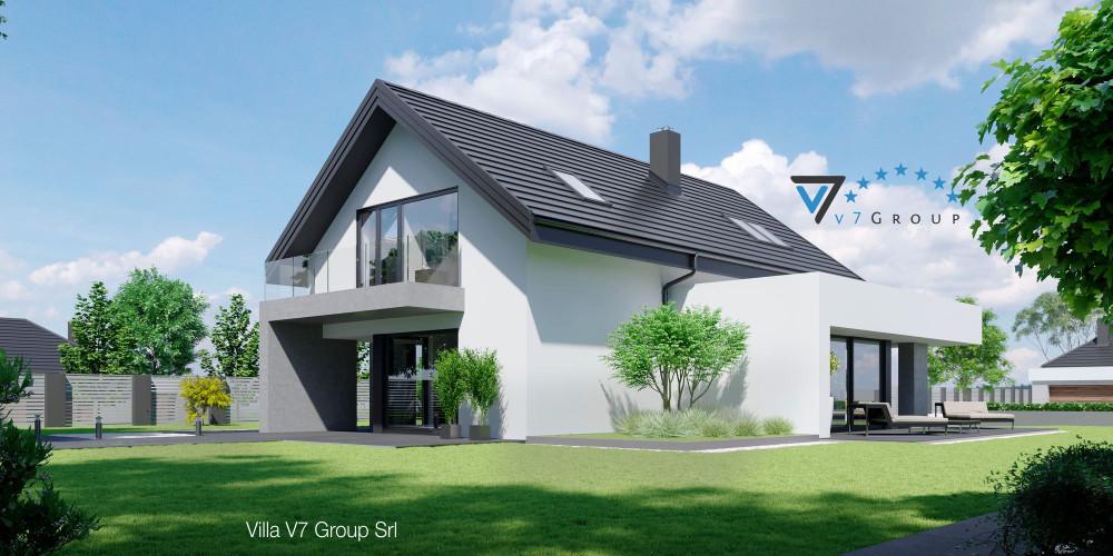 Immagine Villa V57 (progetto originale) - presentazione della Villa V56