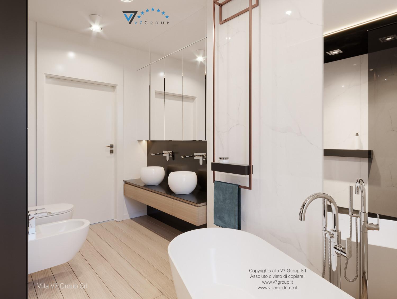Immagine Villa V57 (progetto originale) - interno 10 - bagno