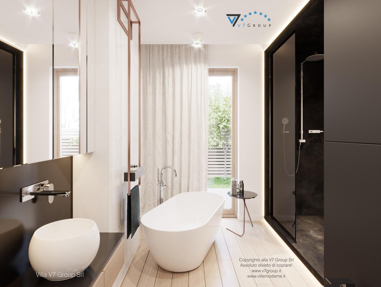 Immagine Villa V57 (progetto originale) - interno 11 - bagno