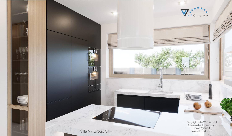 Immagine Villa V57 (progetto originale) - interno 5 - cucina
