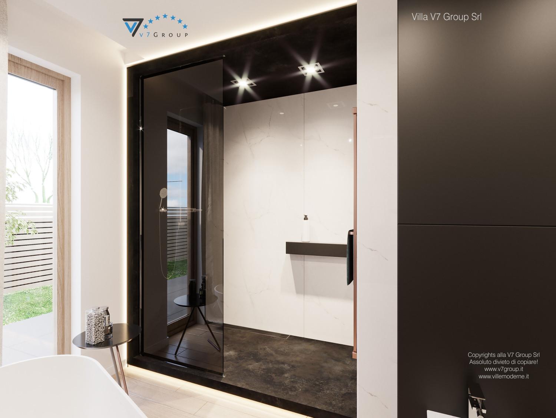Immagine Villa V57 (progetto originale) - interno 9 - bagno