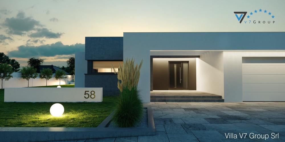 Immagine Villa V59 (progetto originale) - presentazione della Villa V58