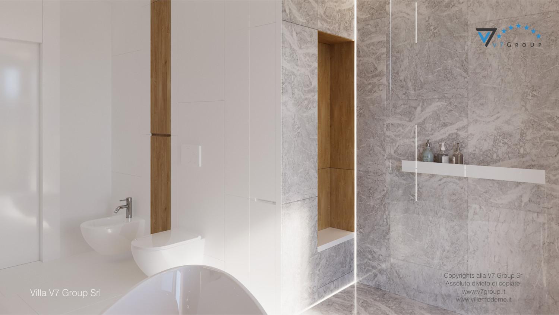 Immagine Villa V59 (progetto originale) - interno 13 - bagno