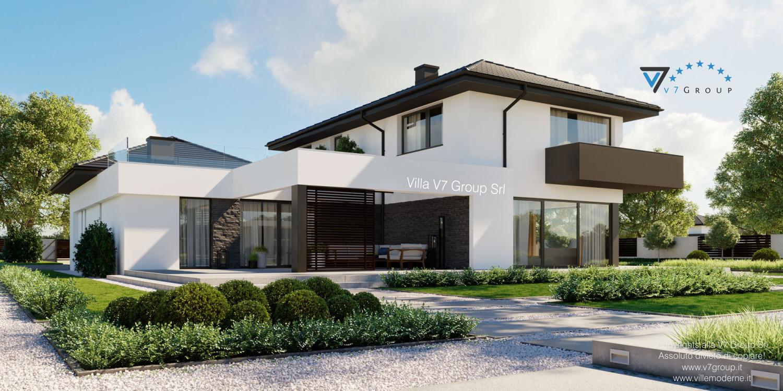 Immagine Villa V59 (progetto originale) - l'aspetto della casa