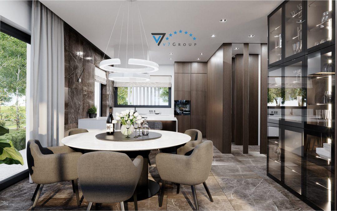Aggiornamento Villa V60 – presentazione degli interni