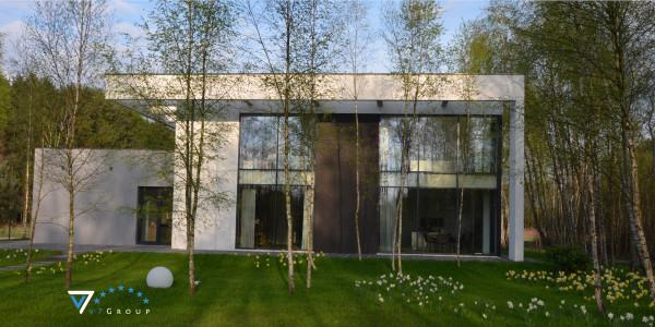Immagine Realizzazioni - la parte giardino di Villa V30