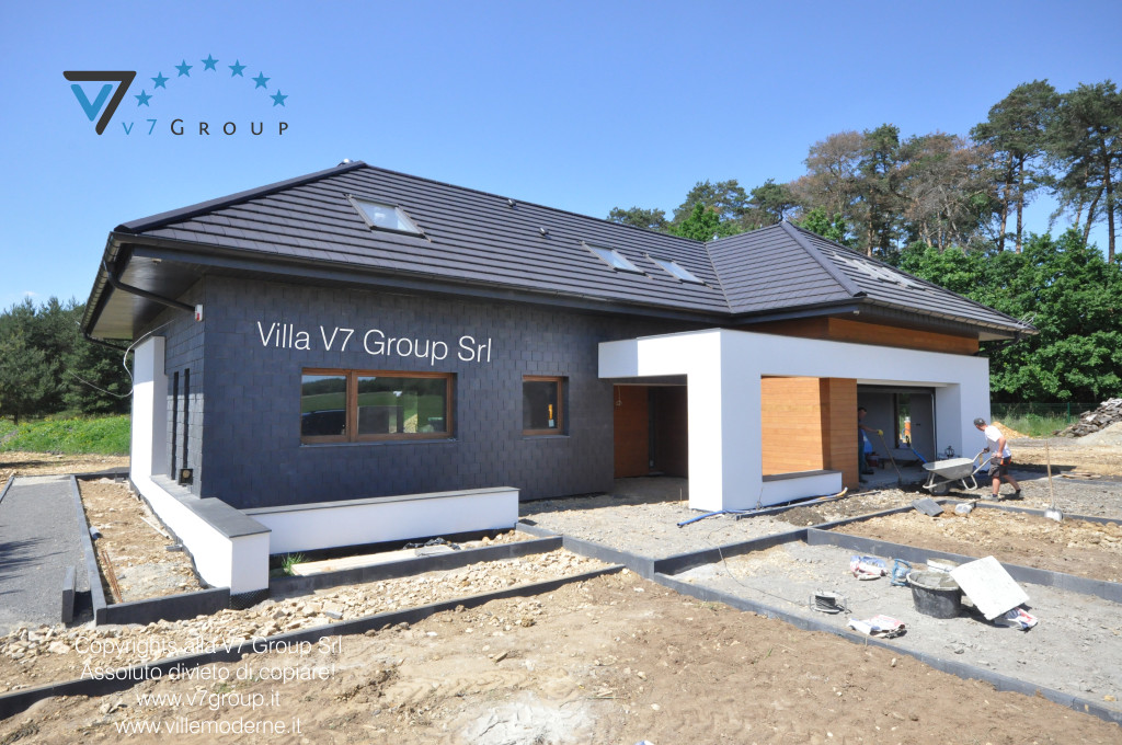 Immagine Villa V13 - Realizzazioni 2 - immagine 1