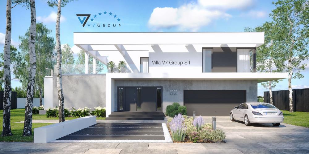 Immagine Villa V61 (B) - la presentazione della Villa V62