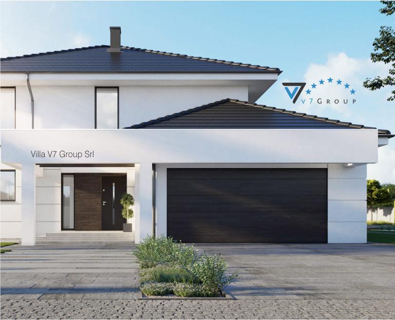 Immagine Villa V64 (progetto originale) - baner piccolo