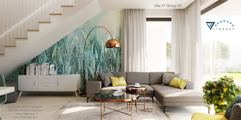 Immagine Villa V63 (B2) - interno 1 - dimensione 1500x750 - soggiorno