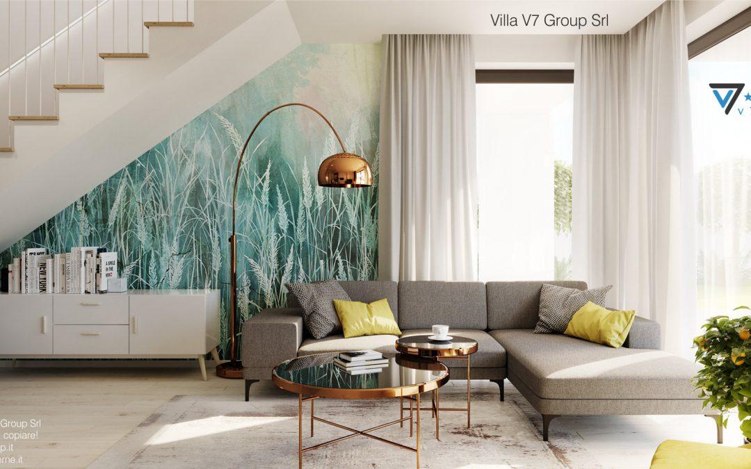 Aggiornamento Interni – Villa V63 (B2)