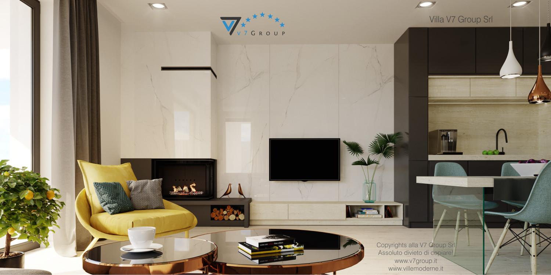 Immagine Villa V63 (B2) - interno 2 - dimensione 1500x750 - soggiorno