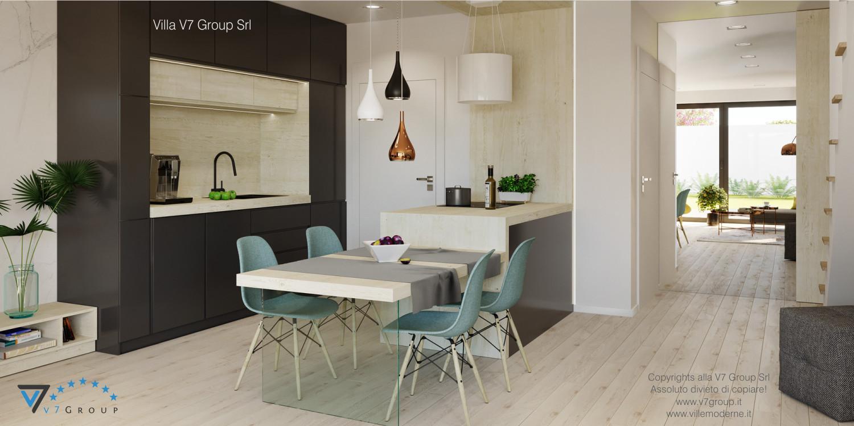 Immagine Villa V63 (B2) - interno 3 - sala da pranzo