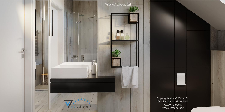 Immagine Villa V63 (B2) - interno 7 - bagno