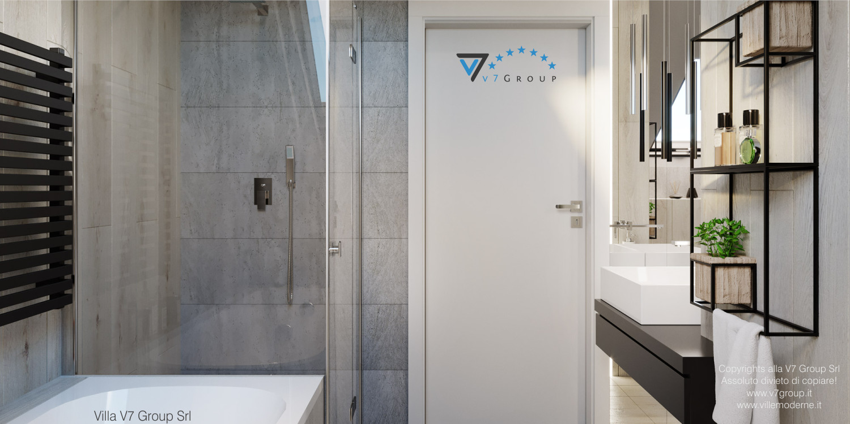Immagine Villa V63 (B2) - interno 9 - bagno