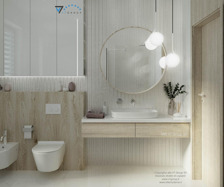 Immagine Villa V64 (progetto originale) - interno 12 - bagno