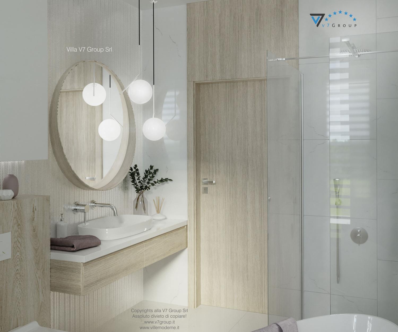 Immagine Villa V64 (progetto originale) - interno 14 - bagno