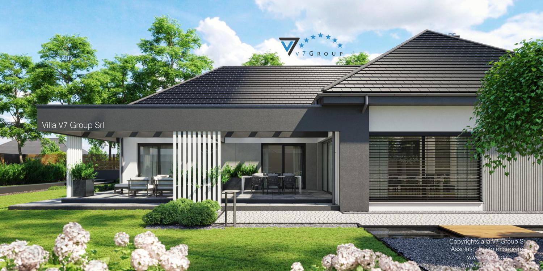 Immagine Villa V68 - vista terrazzo esterno grande