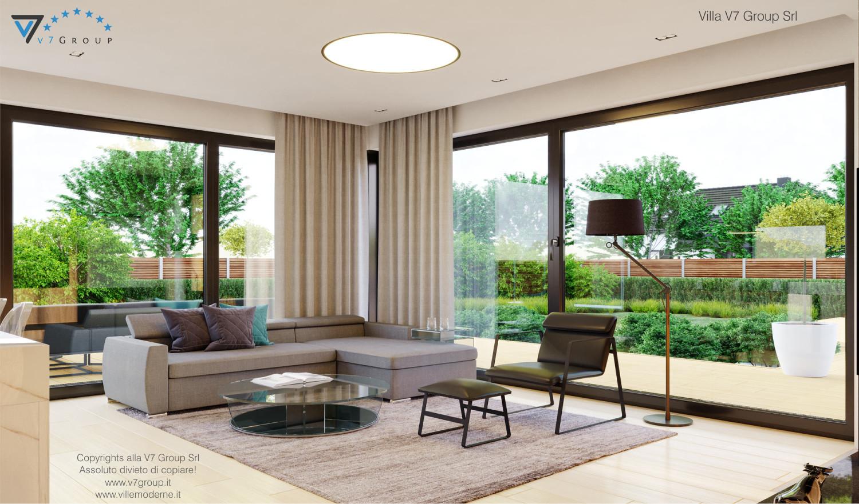Immagine Villa V48 - interno 3 - soggiorno grande