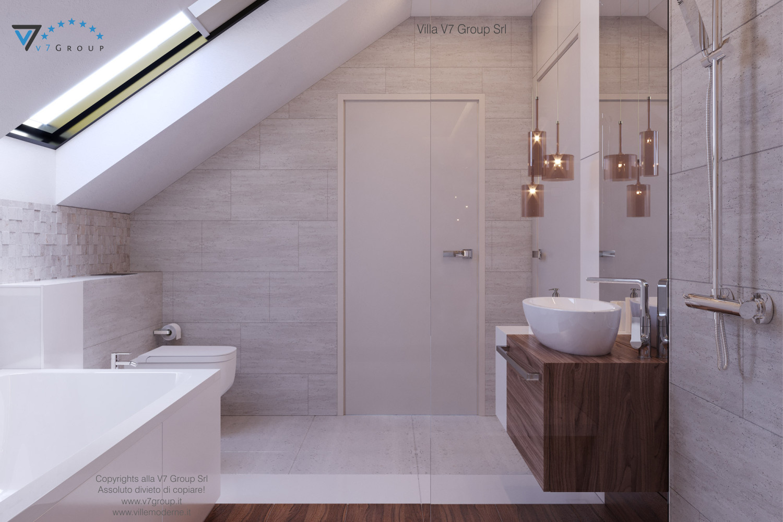 Immagine Villa V48 - interno 5 - bagno grande