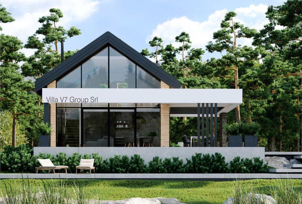 Villa V66 – nuova villa