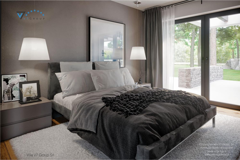 Immagine Villa V66 - interno 10 - vista camera matrimoniale grande