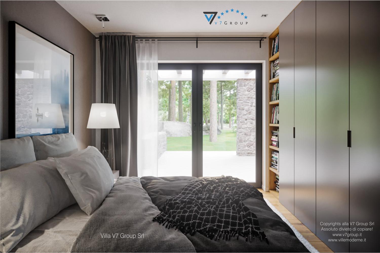 Immagine Villa V66 - interno 11 - vista camera matrimoniale laterale grande