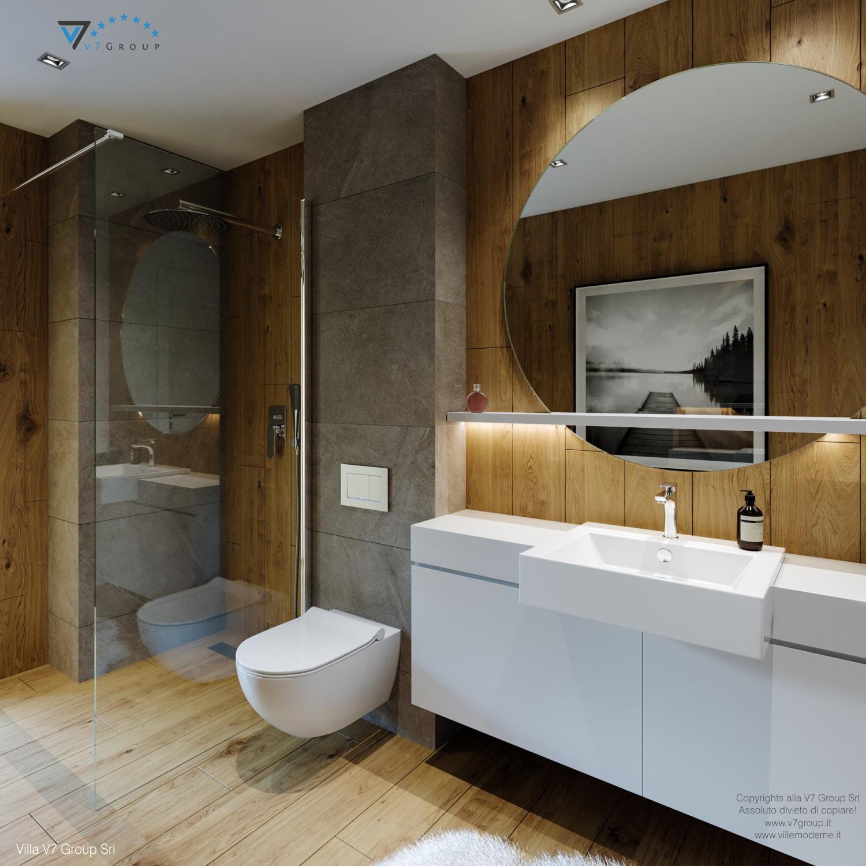 Immagine Villa V66 - interno 15 - il bagno padronale grande