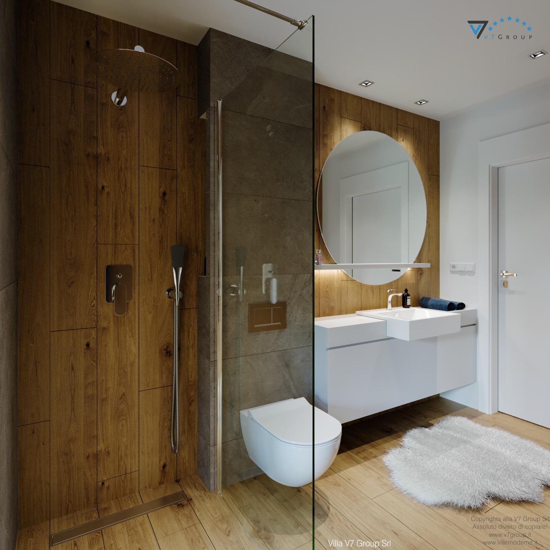 Immagine Villa V66 - interno 16 - vista doccia grande