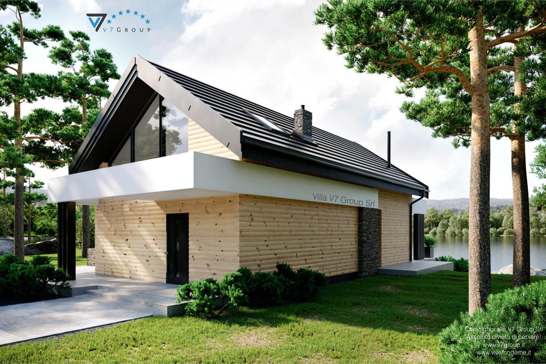 Immagine Villa V66 - vista frontale grande