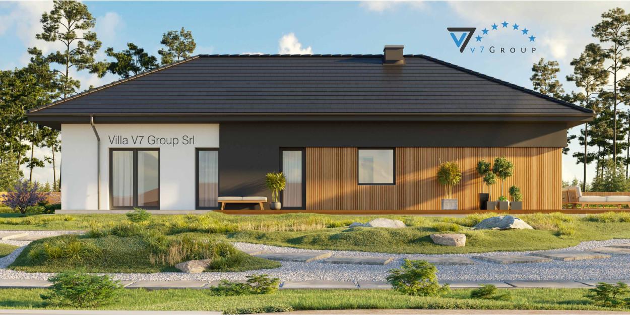 Immagine Villa V68 (progetto originale) - la presentazione della Villa V69