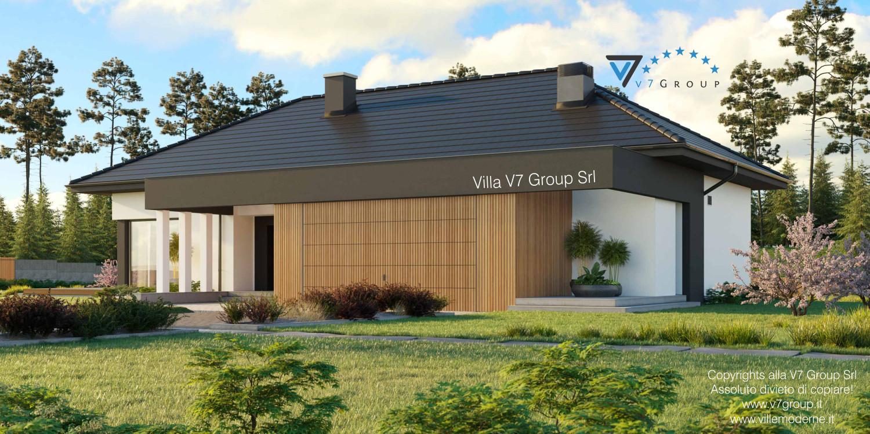 Immagine Villa V69 - vista laterale grande