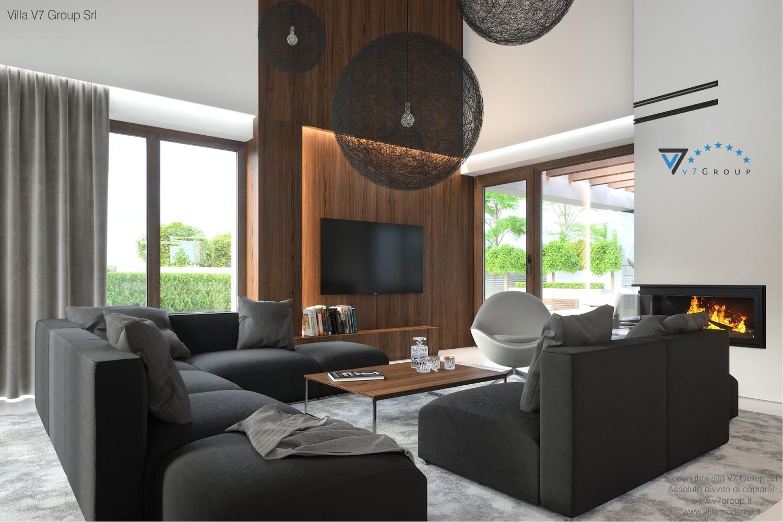 Immagine Villa V53 - interno 1 - soggiorno grande