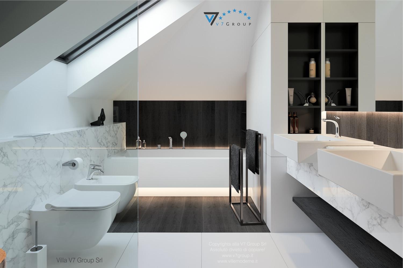Immagine Villa V53 - interno 11 - il bagno padronale grande