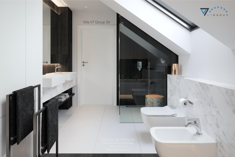 Immagine Villa V53 - interno 13 - sistemazione del bagno grande