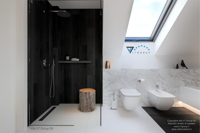Immagine Villa V53 - interno 14 - doccia nel bagno grande