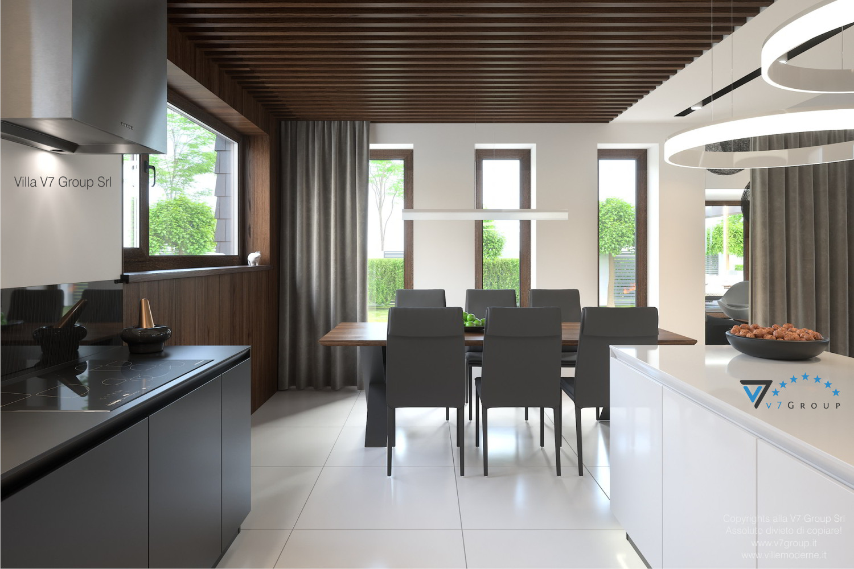 Immagine Villa V53 - interno 4 - sala da pranzo grande