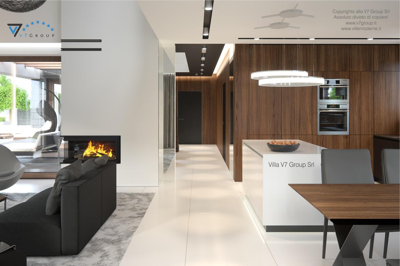 Immagine Villa V53 - interno 6 - corridoio grande