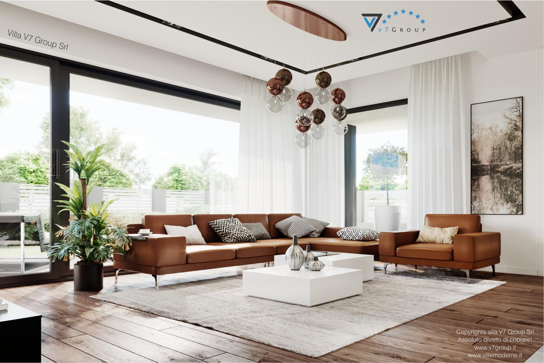 Immagine Villa V56 - interno 1 - soggiorno grande